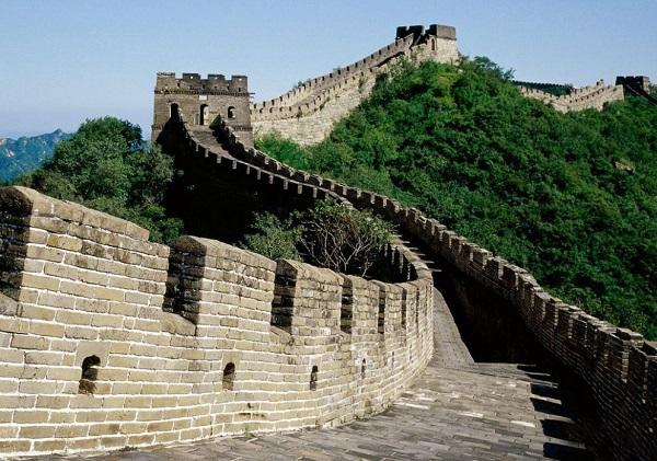 八达岭名字由来,北京八达岭长城的由来