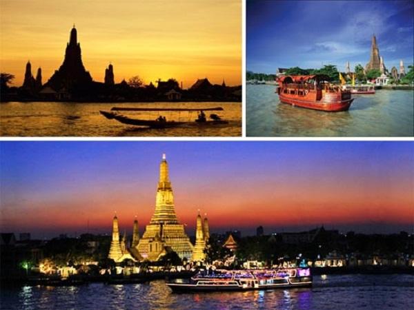 【泰休闲】从长沙出发到泰国直飞六日游完美休