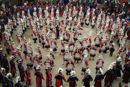 苗族姊妹节介绍,贵州台江/施洞苗族姊妹节是什么时候
