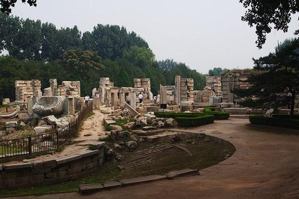 圆明园什么时候建的,北京圆明园什么时候建成的