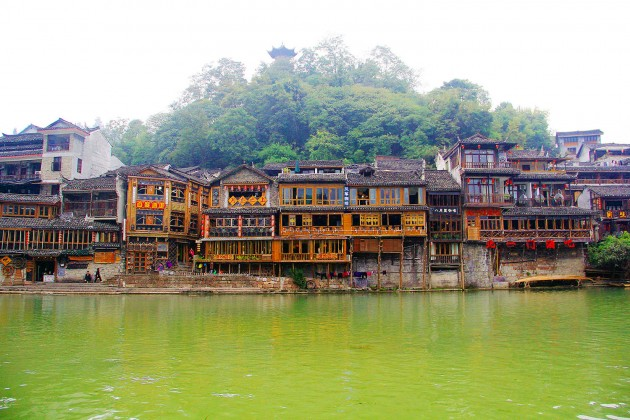 凤凰古城文化之旅必看旅游攻略\旅游景点\旅游线路