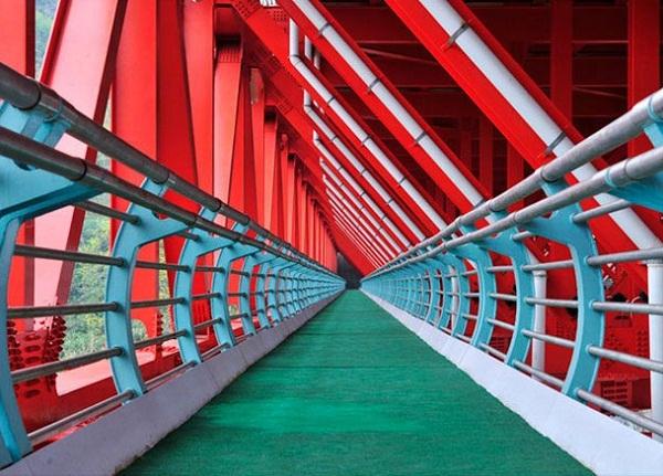 矮寨大桥好玩吗?湖南湘西矮寨特大悬索桥怎么样