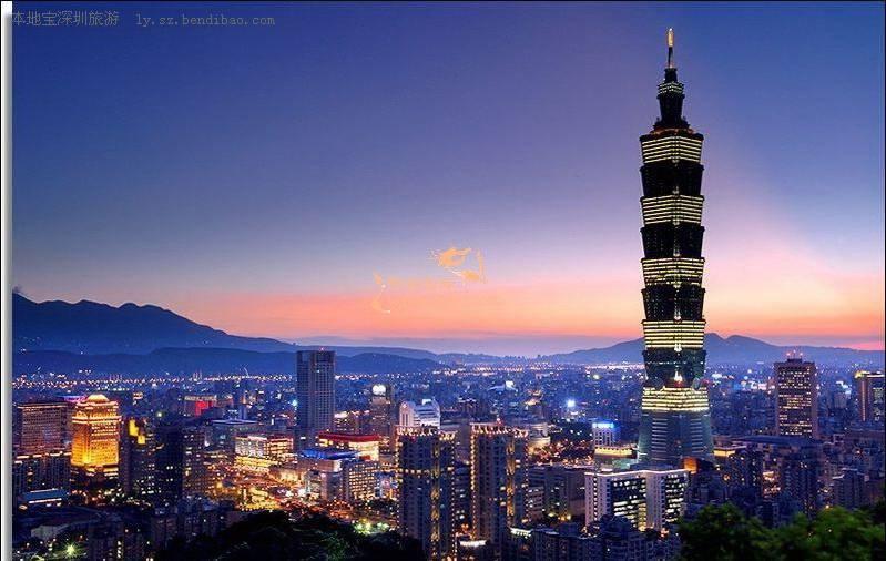 几月份去台湾旅游最好