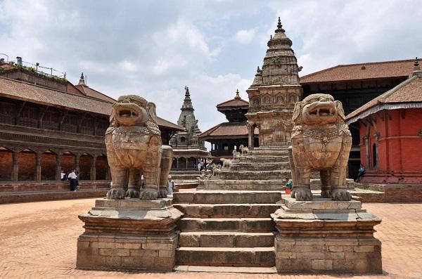 塔莱珠女神庙
