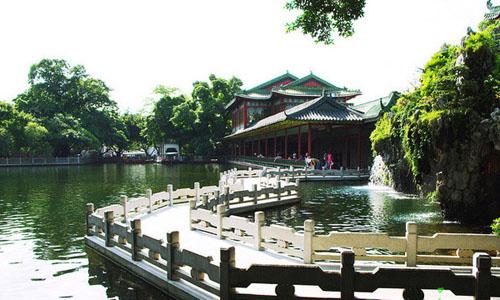 五月去广东旅游哪里好玩-广东:宝墨园玫瑰花开情爱浓,黄腾峡漂流欢乐季