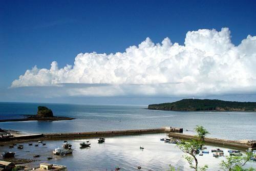 5月份去哪里旅游最好-广西北海涠洲岛潜水去 享美丽阳光
