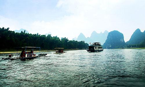 5月去哪里旅游最好-桂林在山水中艳遇
