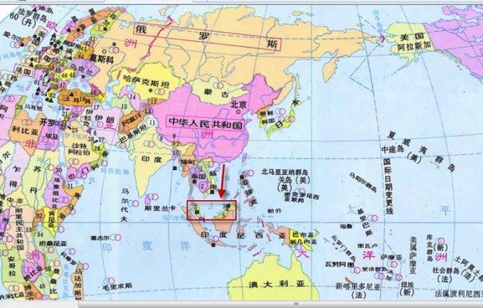 马来西亚属于哪个洲?马来西亚在哪个洲?马来西亚的首都是哪
