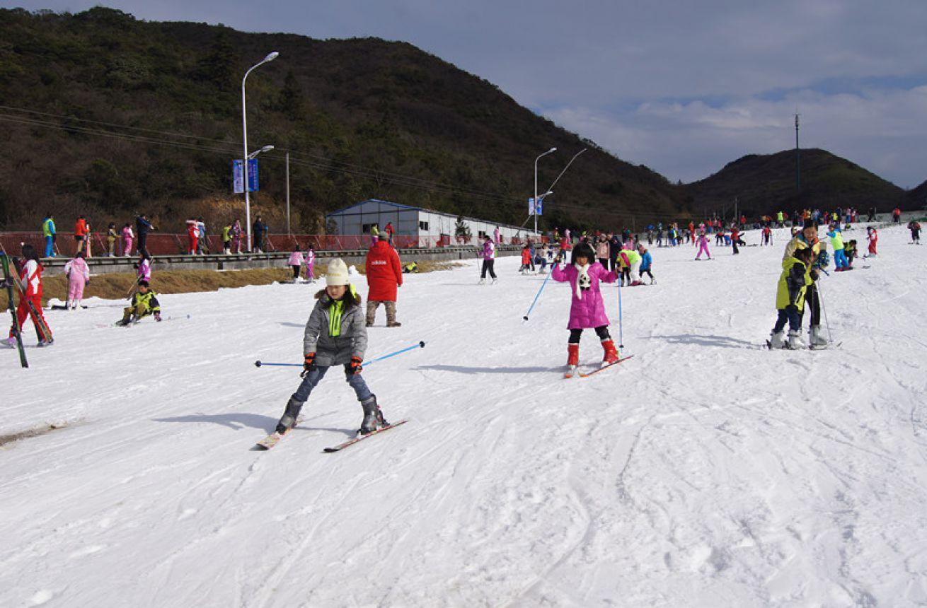2017浏阳大围山滑雪场攻略