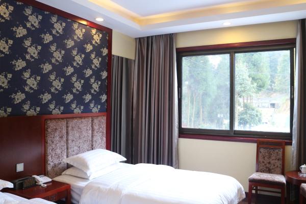 浏阳大围山蓝天宾馆价格188元起/标准间(四星标准)