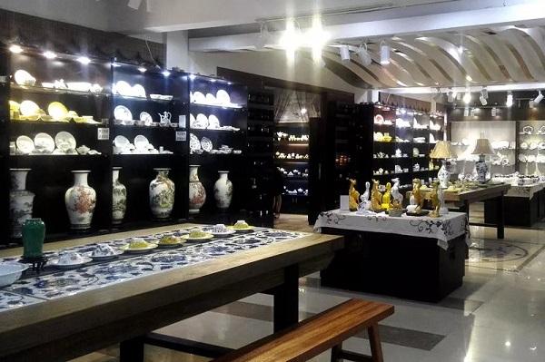 景德镇皇窑陶瓷文化旅游区