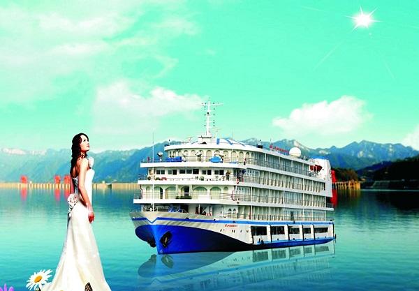 【爱上宜昌】从长沙出发到宜昌高峡平湖号游轮、昭君故里、船进神农架、三峡