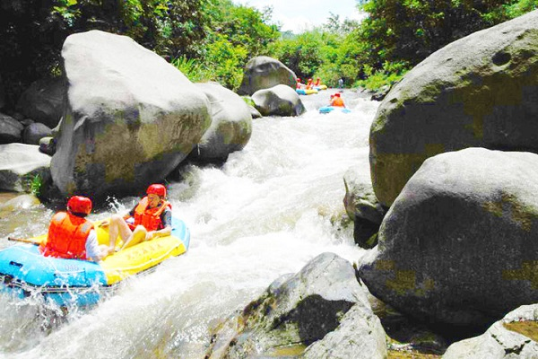 2016大围山峡谷漂流开放了吗?大围山峡谷漂流怎么样?大围山峡