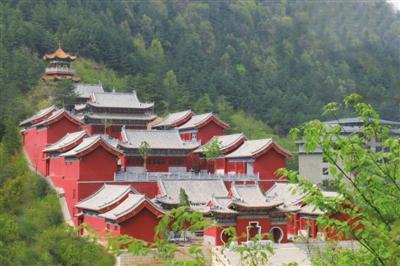 洛阳栾川天河大峡谷旅游度假区