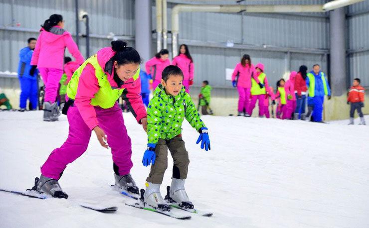 长沙三只熊滑雪场值得去吗?长沙三只熊滑雪场好玩吗?