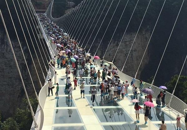 张家界大峡谷玻璃桥门票和小孩、学生、老人门票优惠政策