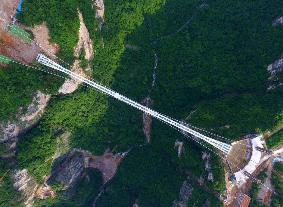 2018长沙到张家界大峡谷玻璃桥旅游攻略