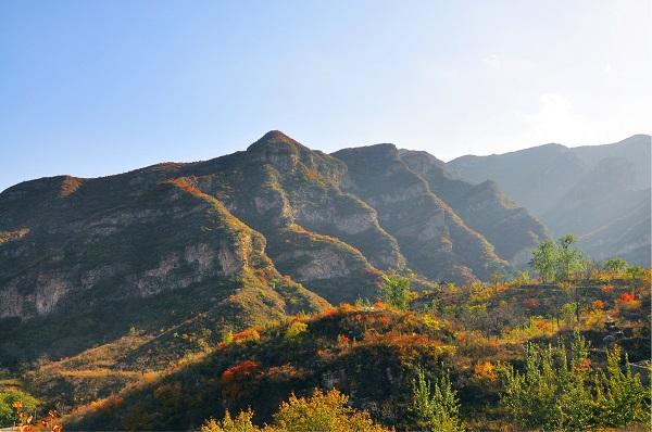 北京坡峰岭