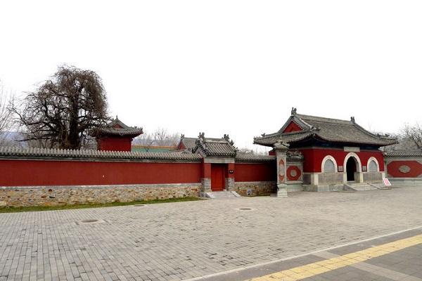 北顶娘娘庙