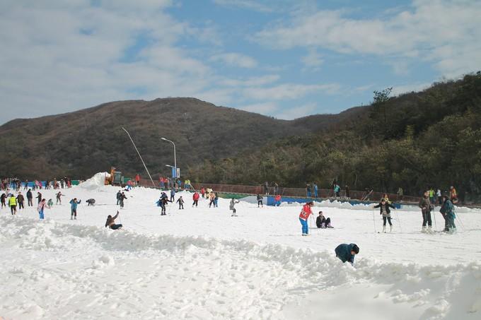大围山滑雪场值得去吗?浏阳大围山滑雪场好玩吗?