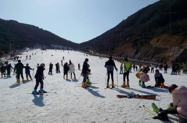 长沙周边滑雪场推荐,湖南有哪些滑雪场
