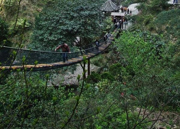 九嶷山寻龙谷景区