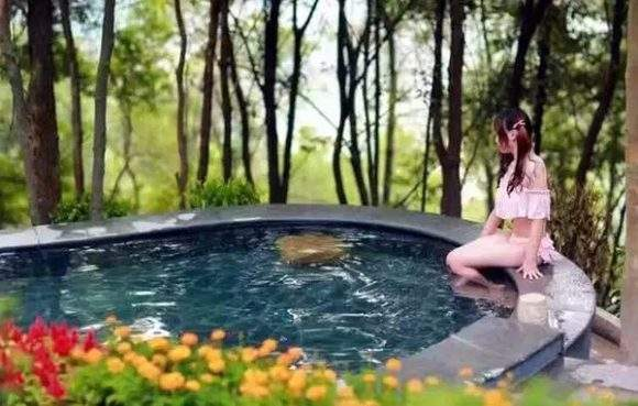 张家界万福温泉