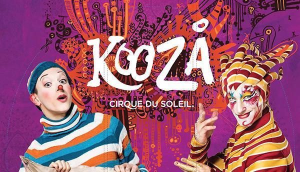 【长沙站】2018加拿大太阳马戏KOOZA秀世界巡演门票预订224元起