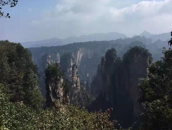 B1线:张家界国家森林公园、袁家界、天子山、金鞭溪、黄石寨纯玩1晚2日游