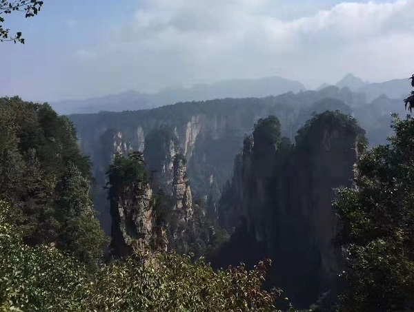 《阿凡达》取景地张家界哈利路亚山将成为世界旅游目的地