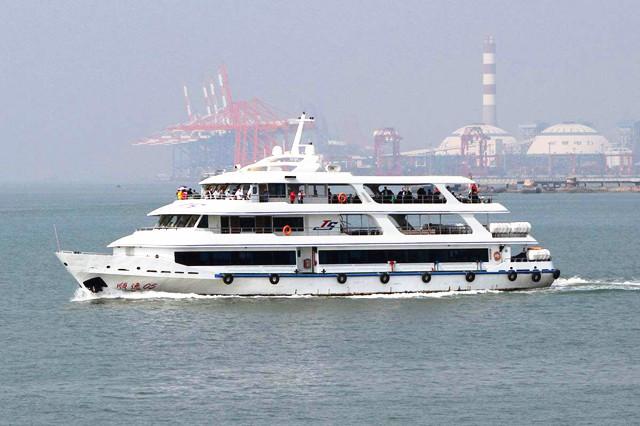 去鼓浪屿旅游如何买船票?在哪个码头登船?