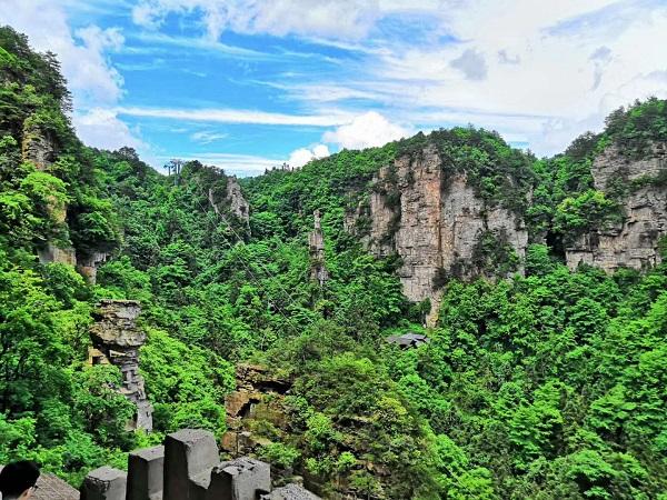 2020武陵源张家界国家森林公园门票价格、旅游攻略、有效时间及