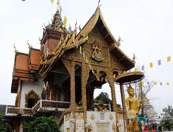 泰囧在泰国清迈哪个庙拍摄的?