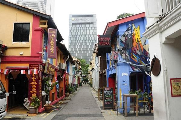 新加坡哈芝巷怎么去?新加坡哈芝巷值得去吗?好玩吗