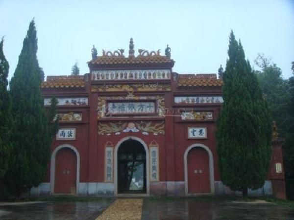 长沙铁炉寺