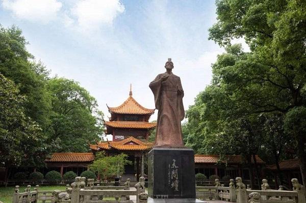 岳阳屈子文化园