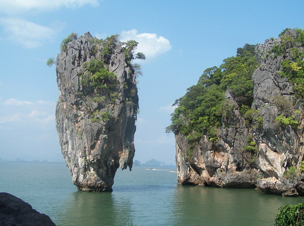 泰国攀牙湾