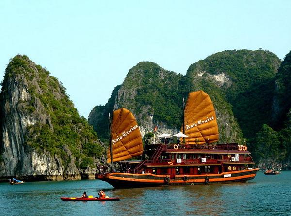 【奢浮•越南】从湖南长沙到越南<芒街、下龙