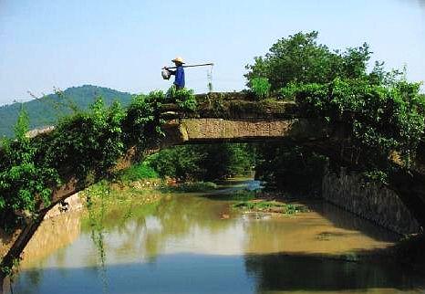 义乌古月桥