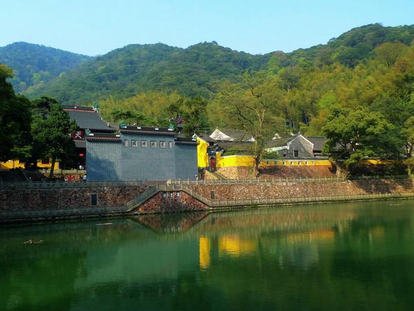 宁波天童寺图片