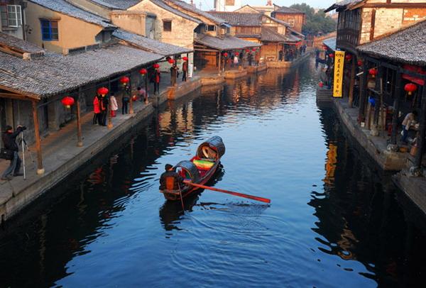 中国独具特色的十大江南水乡古镇,中国十大著名江南水乡有哪些