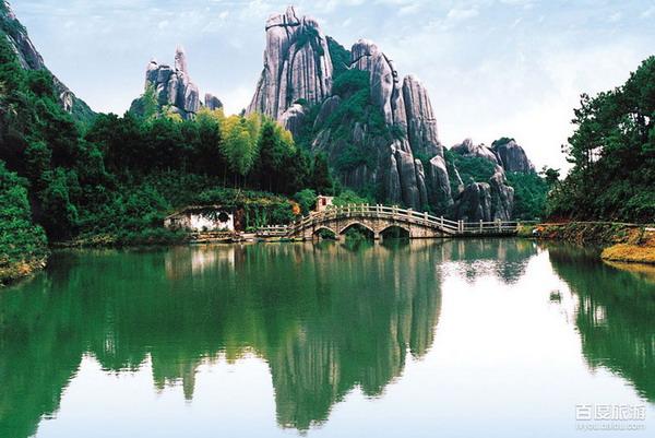 新昌沃洲湖
