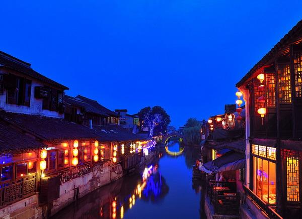 【度假旅游】长沙到华东三市、苏州定园、杭州