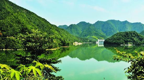 金华仙源湖